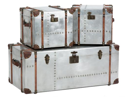 Bardem Silver Storage Trunks.jpg
